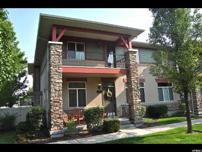South Jordan Condo For Sale: 11452 S Oakmond Rd W