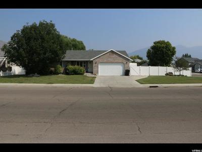 Springville Single Family Home For Sale: 147 S 550 W