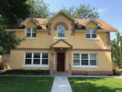 Provo Single Family Home For Sale: 245 N 300 E