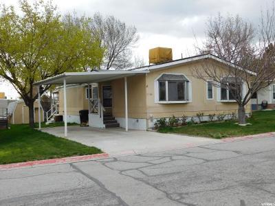Provo Single Family Home For Sale: 1166 S 1000 E