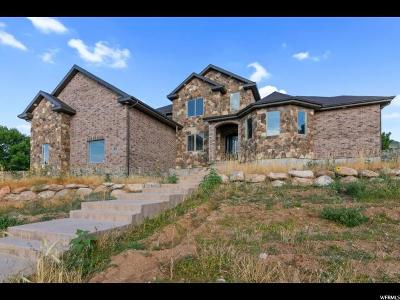 Tooele Single Family Home For Sale: 1266 Haylie Ln