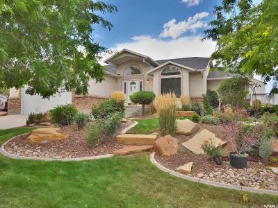 West Jordan Single Family Home For Sale: 1148 W Johnson Ridge Ln