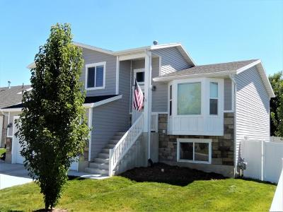 North Logan Single Family Home For Sale: 556 White Pine Pl