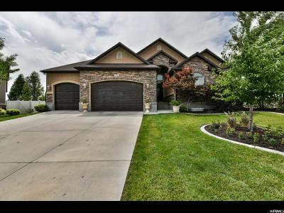 West Jordan Single Family Home For Sale: 9136 S Coppering Ave
