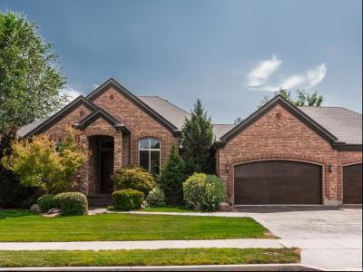 South Jordan Single Family Home For Sale: 2273 W Gallant Fox Ct S