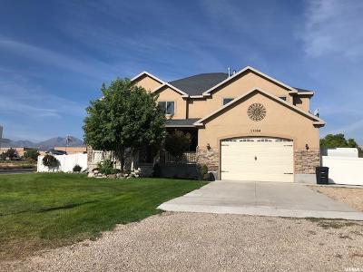 Herriman Single Family Home Backup: 13186 S Pioneer St