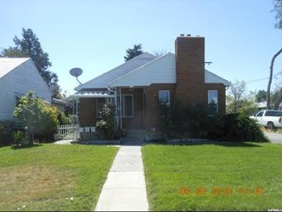 Salt Lake City Multi Family Home For Sale: 1475 W 500 N