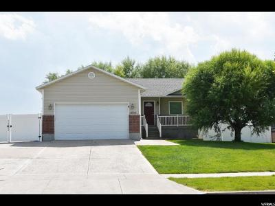 Nibley Single Family Home For Sale: 1064 W 2980 S