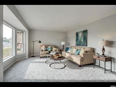 West Jordan Single Family Home For Sale: 1460 W 8660 S