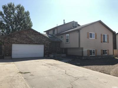 Tremonton Single Family Home For Sale: 833 S 660 W