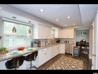 Cottonwood Heights Single Family Home For Sale: 3350 E Norwood Rd