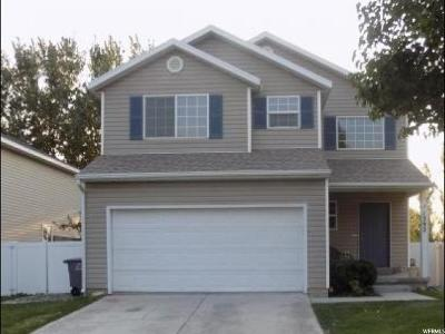 Springville Single Family Home For Sale: 1392 S Wallace Dr W