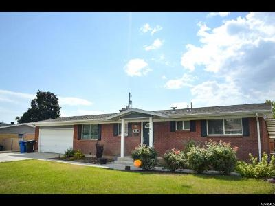 Brigham City Single Family Home For Sale: 858 S 300 W