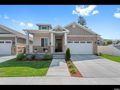 Sandy Single Family Home For Sale: 8477 S 115 E