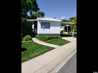 Salt Lake City Single Family Home For Sale: 5222 S Camino Real Dr. E
