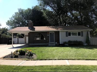 Sandy Single Family Home For Sale: 8682 S Gladiator Way