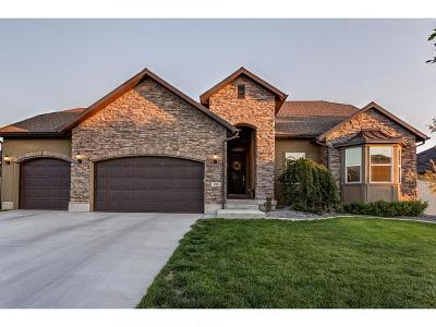 Lehi Single Family Home For Sale: 418 E Clay Ln