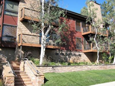 Park City Condo For Sale: 1375 Woodside Ave #207
