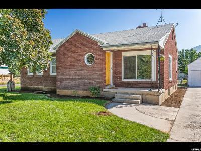 Mapleton Single Family Home For Sale: 1990 N 700 W