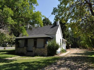 Pleasant Grove Single Family Home For Sale: 488 N 500 E