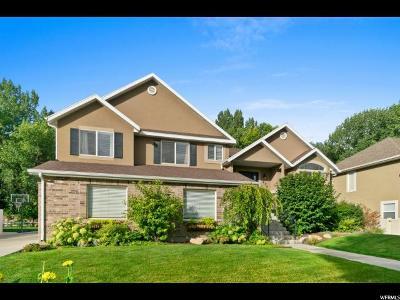 Springville Single Family Home For Sale: 636 W 550 N