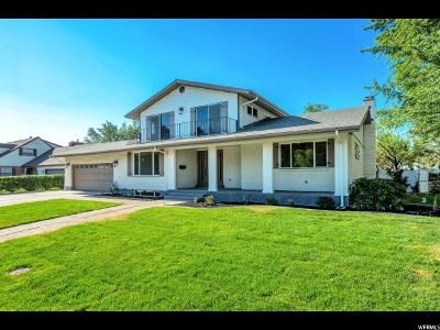 Utah County Single Family Home For Sale: 564 W 650 S