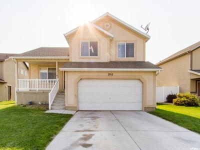 Lehi Single Family Home For Sale: 2012 S 575 W