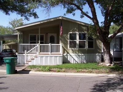 Murray Single Family Home For Sale: 219 E Crusader Dr S