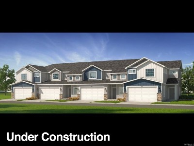 Hyrum Townhouse For Sale: 1389 E 380 S