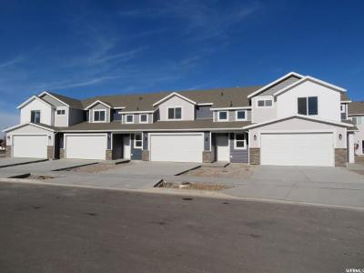 Hyrum Townhouse For Sale: 1381 E 380 S