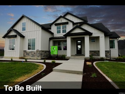 Mapleton Single Family Home For Sale: 1249 S 500 W
