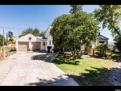 Paradise Single Family Home For Sale: 10802 S Highway 165