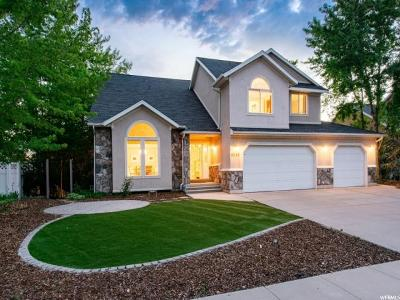 Cottonwood Heights Single Family Home For Sale: 6526 S Bouchelle Ln