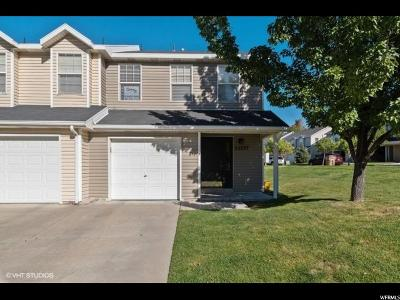 Draper Townhouse For Sale: 14257 S Daisyfield Dr