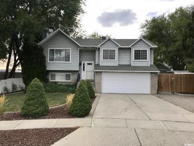 Sandy Single Family Home For Sale: 11430 Sage Mesa Dr
