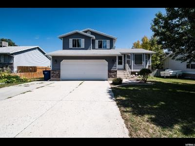 Salt Lake City Single Family Home For Sale: 6115 S 4520 W