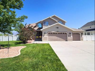 South Jordan Single Family Home For Sale: 10077 S Memorial Dr W