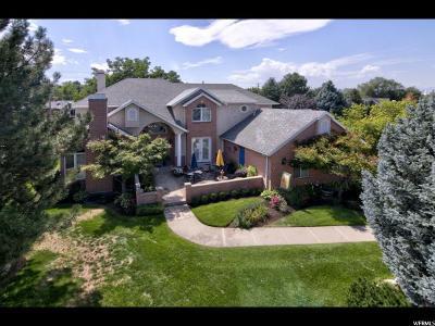 Cottonwood Heights Single Family Home For Sale: 2230 E Pinecreek Cir S