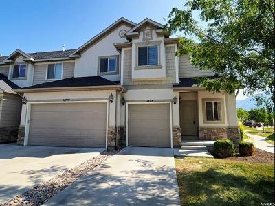Draper Townhouse For Sale: 11723 Shadow View Ln #9-D