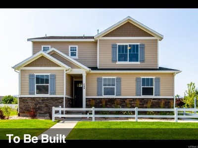 Spanish Fork Single Family Home For Sale: 1438 N Sunset Dr #205