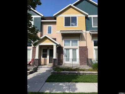 Sandy Townhouse For Sale: 9022 S Heights Dr