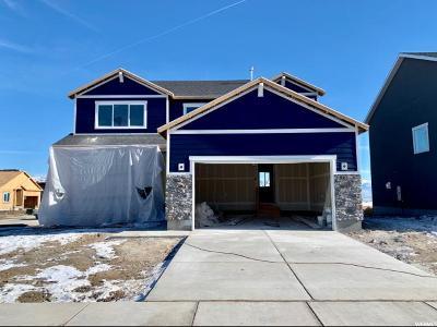 Eagle Mountain Single Family Home For Sale: 7324 N Honey Field Way E