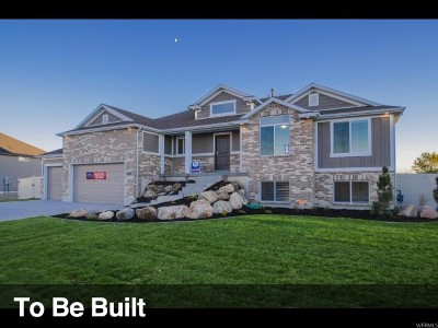 South Weber Single Family Home For Sale: 373 E Old Maple Rd S #105