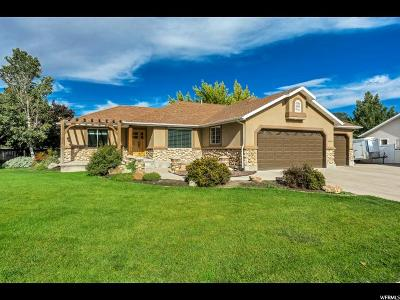Single Family Home For Sale: 10609 N Castlepine Way