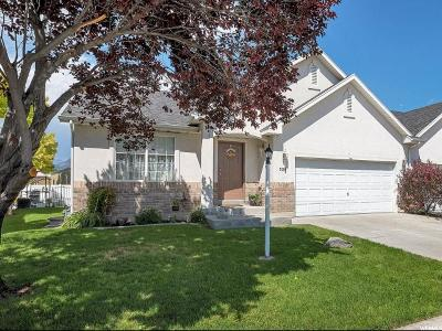 Orem Single Family Home For Sale: 538 W 1450 N