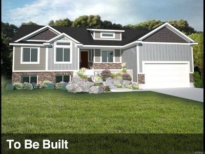 South Weber Single Family Home For Sale: 341 E Old Maple Rd S #107