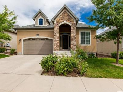 Lehi Single Family Home For Sale: 2660 Turnberry Ct