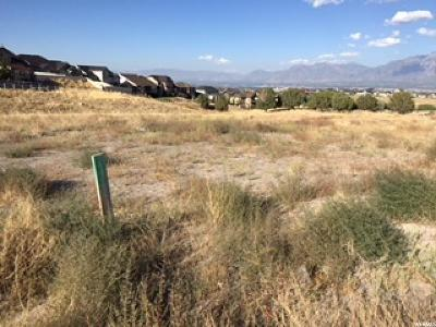 Herriman Residential Lots & Land For Sale: 4952 W Juniper Bend Dr S