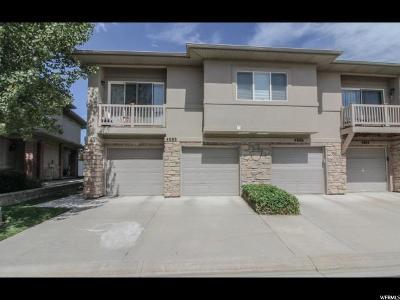 Riverton Townhouse For Sale: 4888 W Aspen Springs Dr S