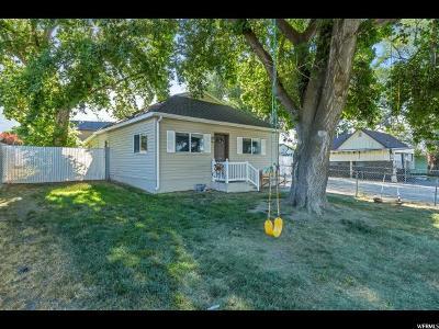 Pleasant Grove Single Family Home For Sale: 35 S 600 E